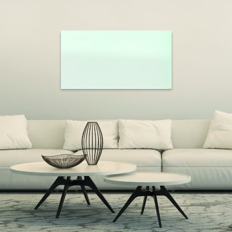 Select XL glass in living room