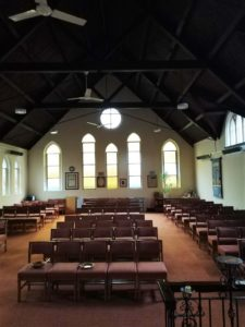 Herschel Summit provides church heating