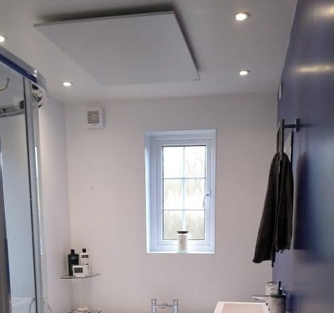 Herschel Bathroom heaters