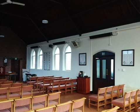 church heating systems