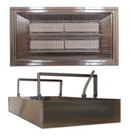 Herschel Advantage IRP4 Industrial Heater